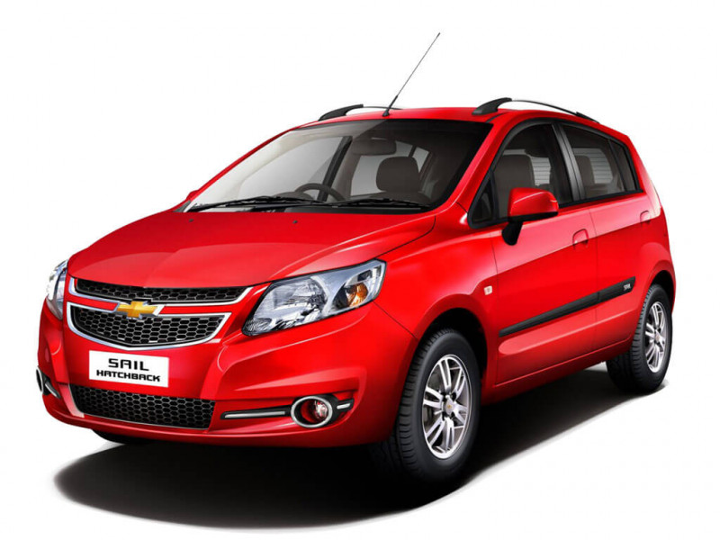 Chevrolet Sail Hatchback Photos Interior Exterior Car