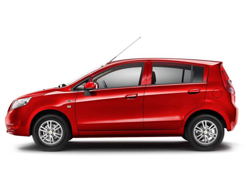 Chevrolet Sail Hatchback 1.3 TCDi Base Price ...