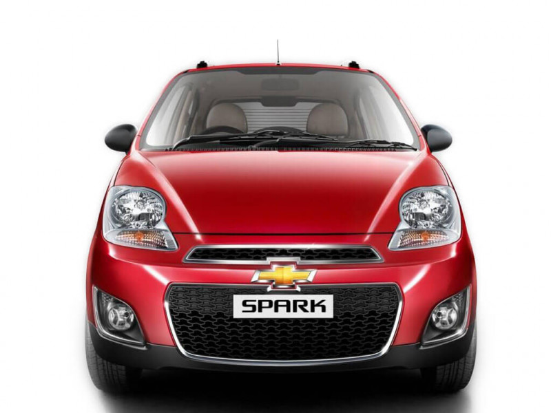 Chevrolet Spark Photos Interior Exterior Car Images