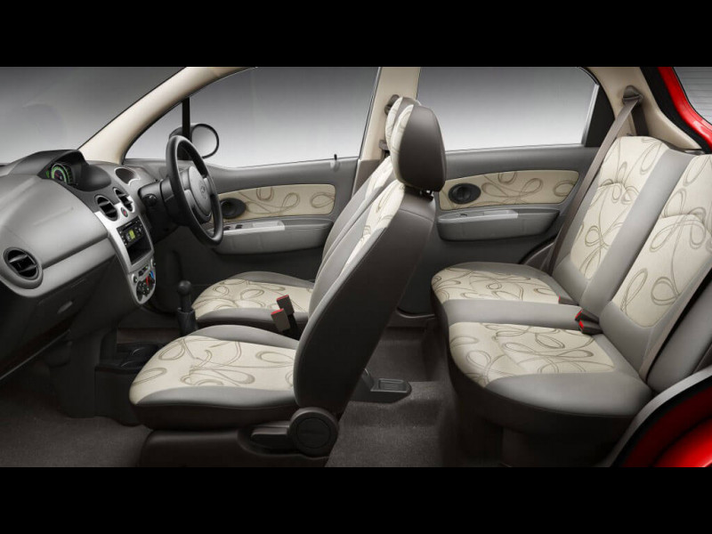 Chevrolet Spark Photos, Interior, Exterior Car Images ...
