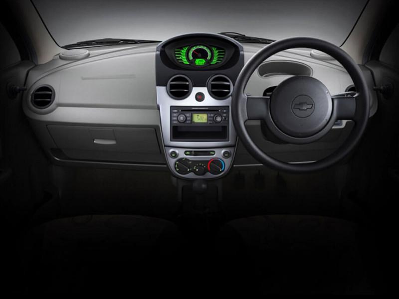 Chevrolet Spark Photos, Interior, Exterior Car Images ...