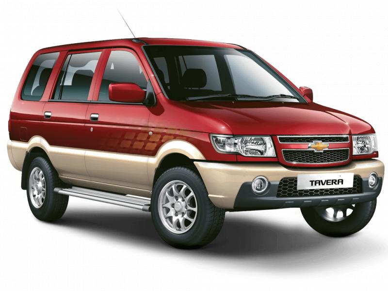 Chevrolet Tavera Car Price In Chennai