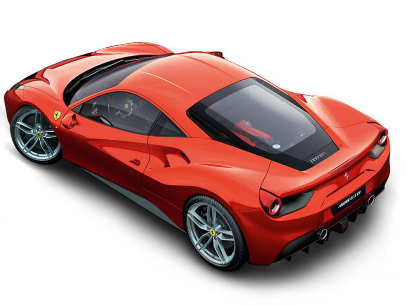 Ferrari 488 GTB V8 Price Specifications Review CarTrade