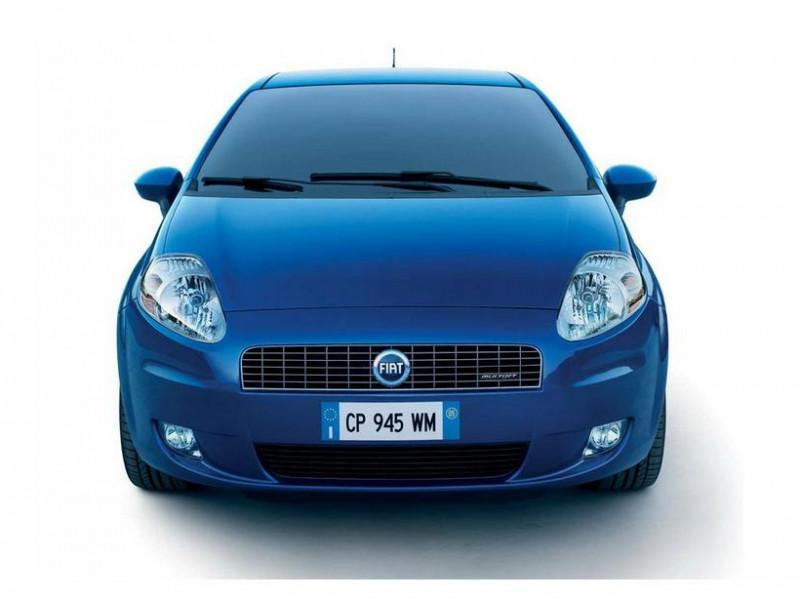Fiat Grande Punto Photos Interior Exterior Car Images