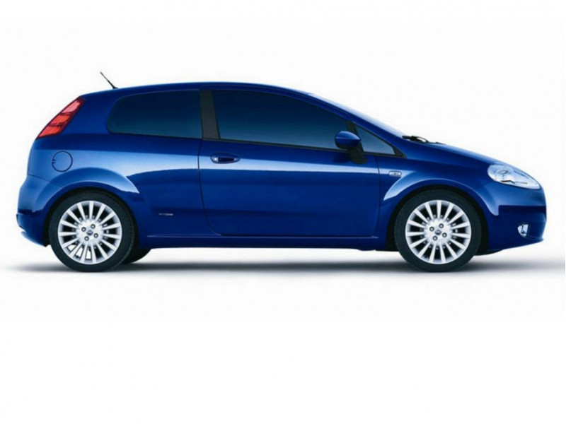 Fiat Grande Punto Used Car Review