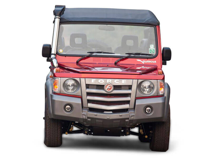 Force Motors Force Gurkha Photos Interior Exterior Car