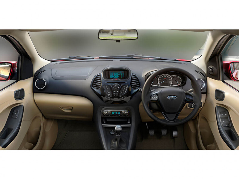 Ford Aspire Image 13125