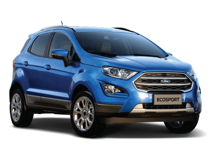 Attractive Ford EcoSport Images