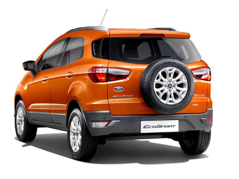 Ford EcoSport 2013 2017 15 Ti VCT Titanium AT Petrol