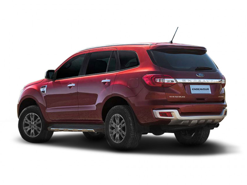 Ford Endeavour 2 2 Titanium At 4x2 Price Specifications Review Cartrade