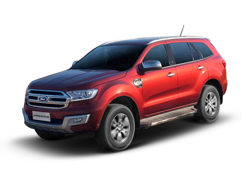 Ford Endeavour 2 2 Trend At 4x2 Price Specifications Review Cartrade