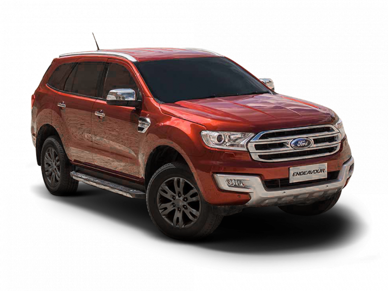 Ford Endeavour 2 2 Trend At 4x2 Price Specifications