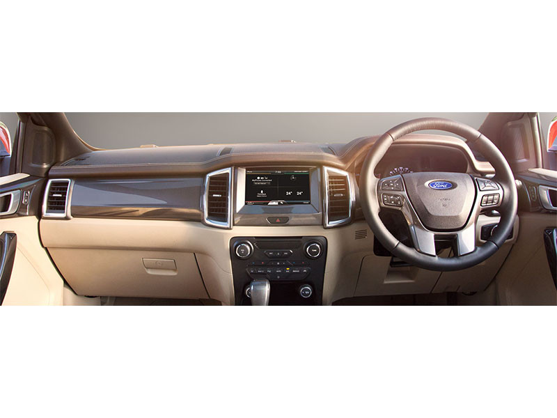Ford Endeavour 3 2 Titanium At 4x4 Price Specifications Review Cartrade