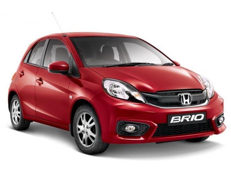 Honda Brio Images