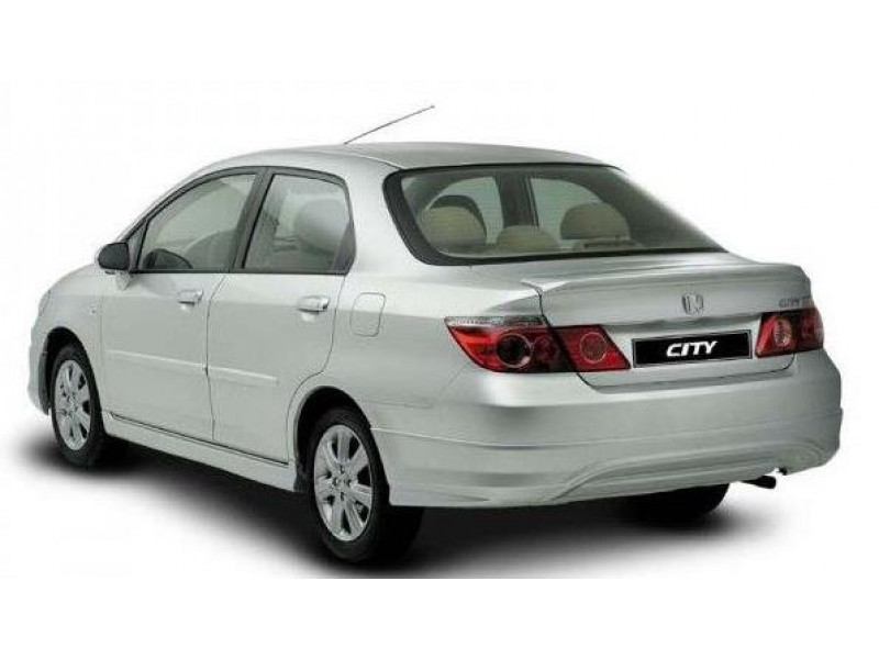 Honda City Zx Images Interior And Exterior Car Photos