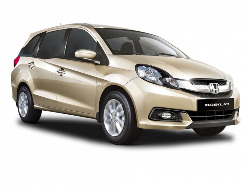 Honda Mobilio Pics Review Spec Mileage Cartrade