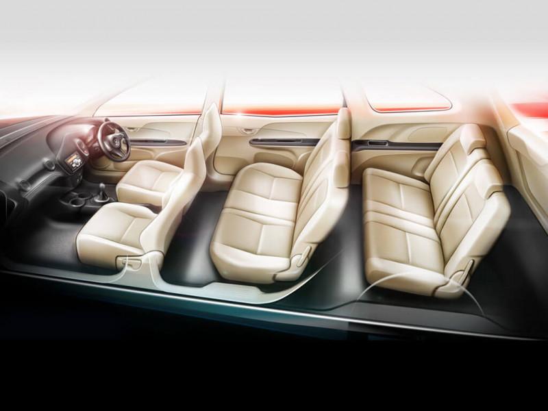 Honda Mobilio Photos Interior Exterior Car Images 10111 Cartrade