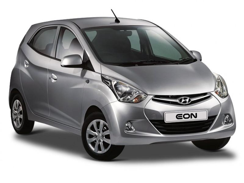 Hyundai Eon Images