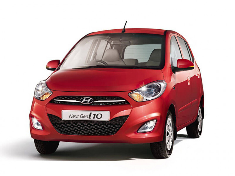 hyundai i10 photos interior exterior car images cartrade. Black Bedroom Furniture Sets. Home Design Ideas