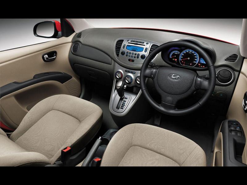 Hyundai i10 Photos, Interior, Exterior Car Images - 9945   CarTrade