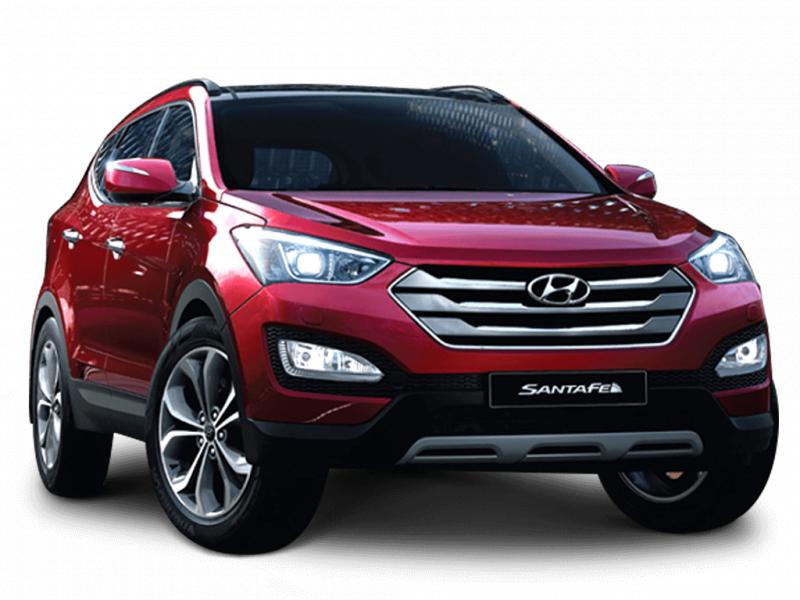 Hyundai Santa Fe Images
