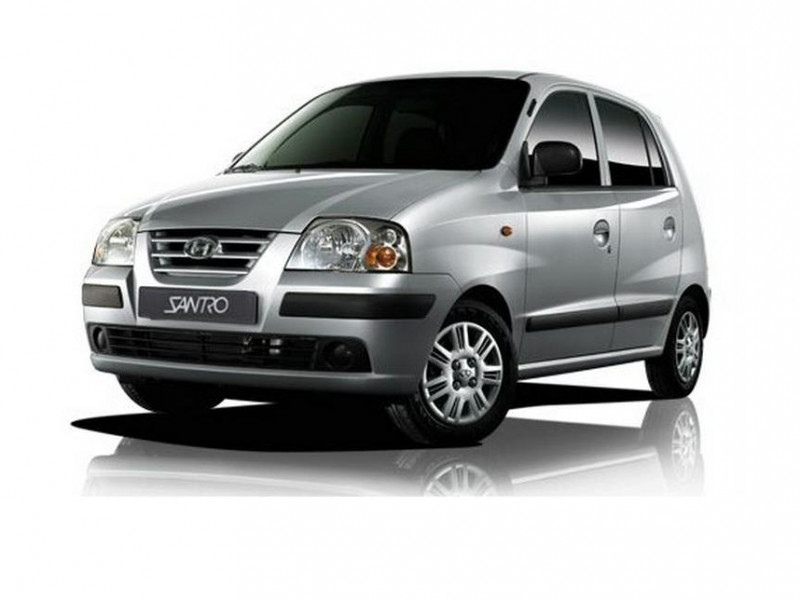 hyundai santro xing gls price specifications review cartrade hyundai santro xing gls image 1