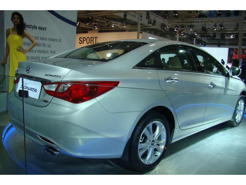 Hyundai Sonata Transform Photos Interior Exterior Car