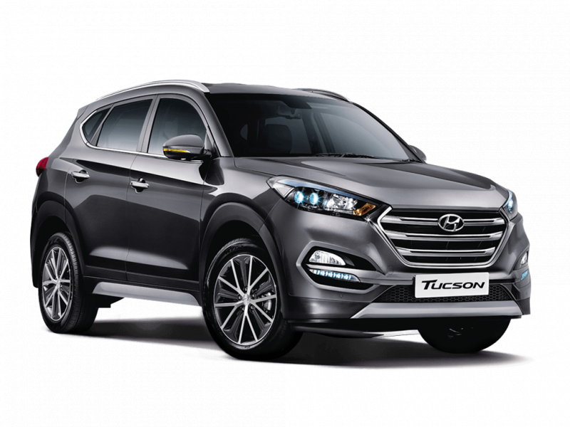 Hyundai Tucson And Similar Cars