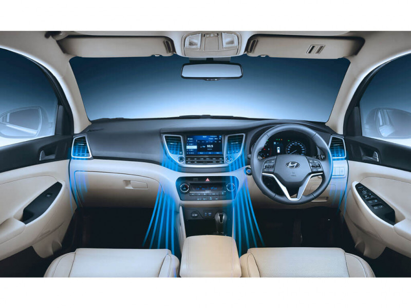hyundai tucson photos interior exterior car images cartrade. Black Bedroom Furniture Sets. Home Design Ideas