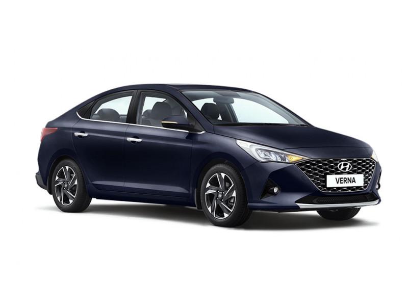 Hyundai Verna Images