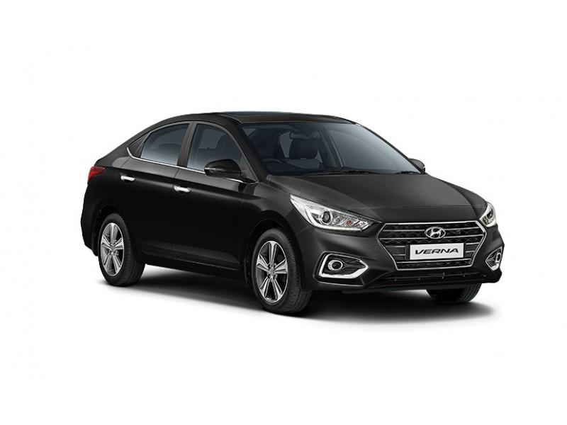 Hyundai Verna Images Interior And Exterior Car Photos