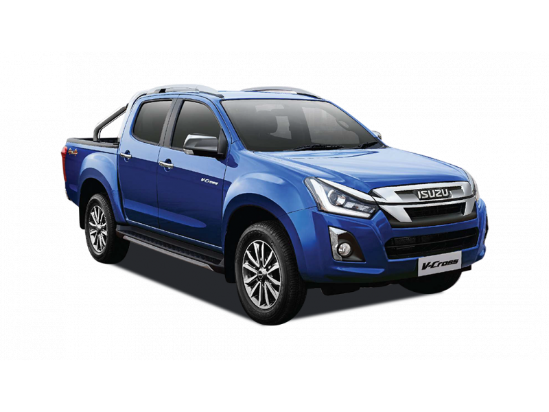 isuzu d max v cross price in india specs review pics. Black Bedroom Furniture Sets. Home Design Ideas