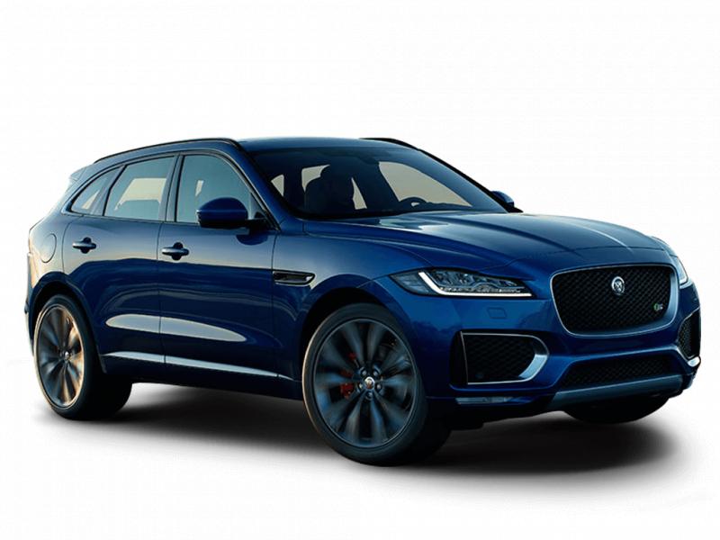 Jaguar F Pace Images