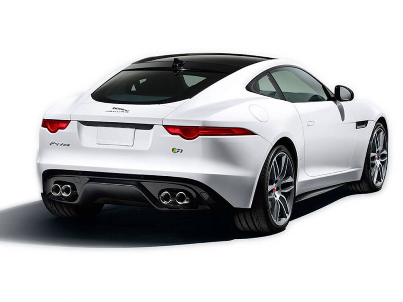 jaguar f type coupe 3 0 supercharged v6 380ps price specifications. Cars Review. Best American Auto & Cars Review
