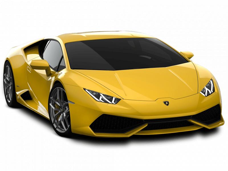 Lamborghini Huracan Image