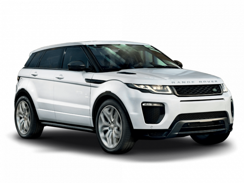 Land Rover Range Evoque Images