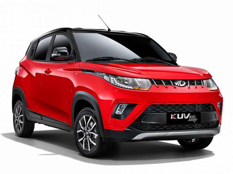 Mahindra KUV100 NXT Price in India, Specs, Review, Pics, Mileage ...