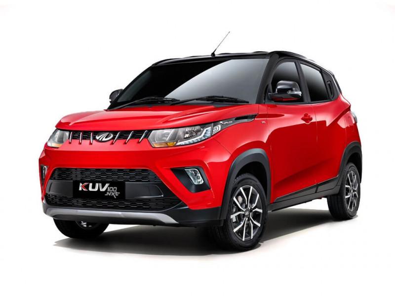 Mahindra Kuv100 Nxt >> Mahindra KUV100 NXT Photos, Interior, Exterior Car Images | CarTrade