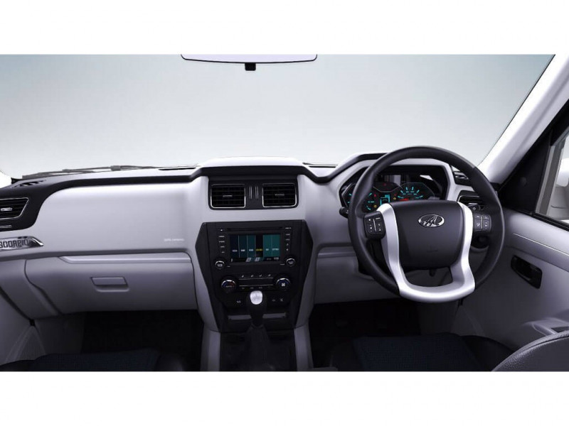 Mahindra Scorpio Photos Interior Exterior Car Images Cartrade