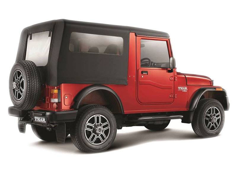 Mahindra Thar Photos Interior Exterior Car Images Cartrade