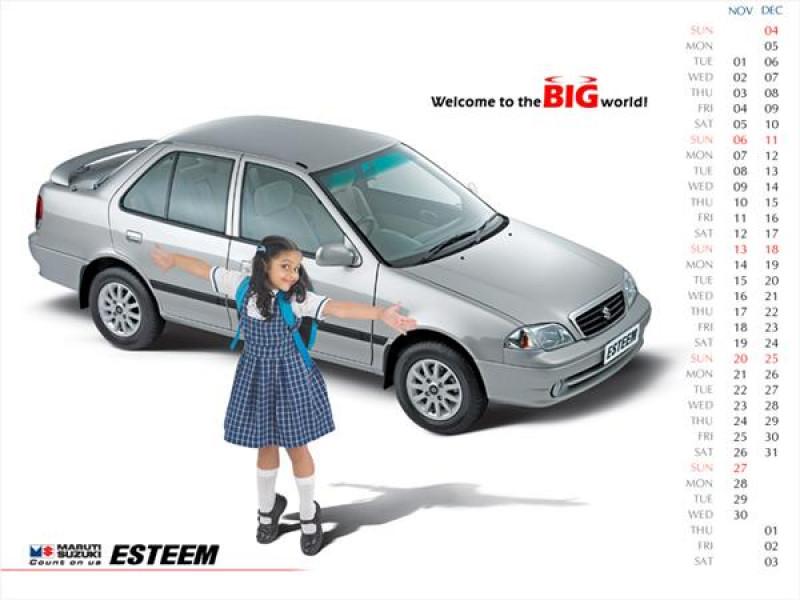 Maruti Suzuki Esteem Mileage