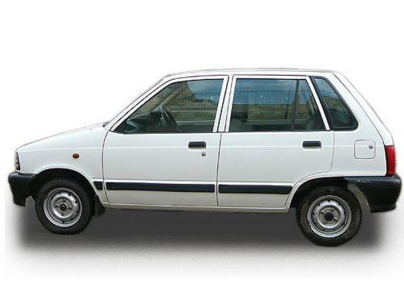 Maruti Suzuki Old Car Price