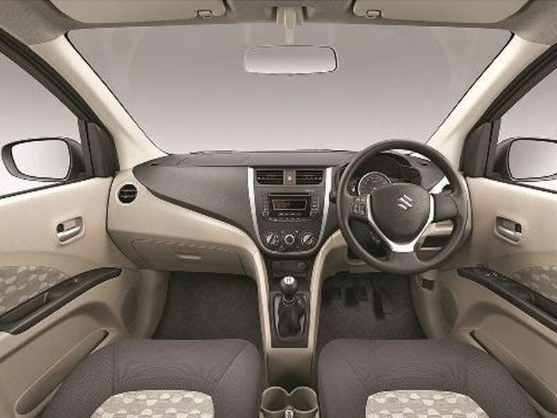 Maruti celerio photos interior exterior car images for Swift vxi o interior