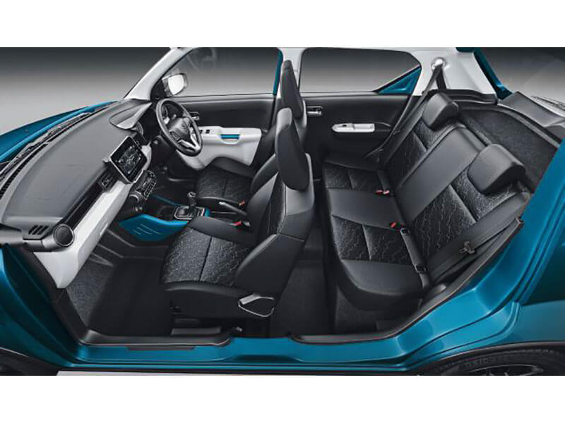 maruti ignis photos interior exterior car images cartrade