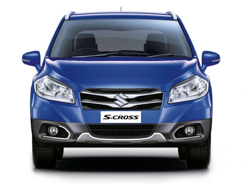 Suzuki Scrossfront View