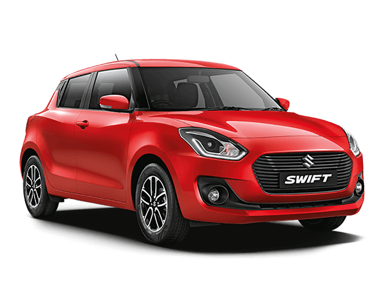 Car price compare after gst maruti swift