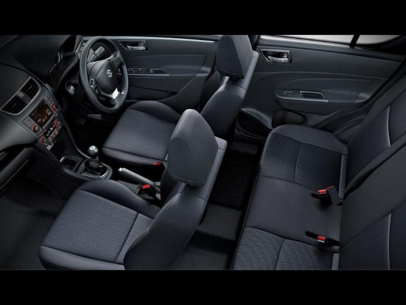 Maruti Swift 2014 2018 Photos Interior Exterior Car
