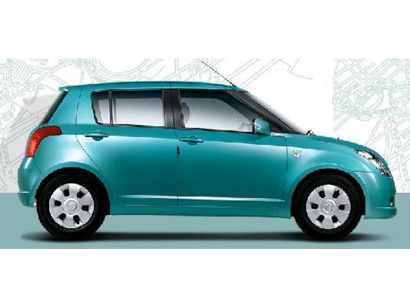Maruti Suzuki Swift Vxi Features And Specifications