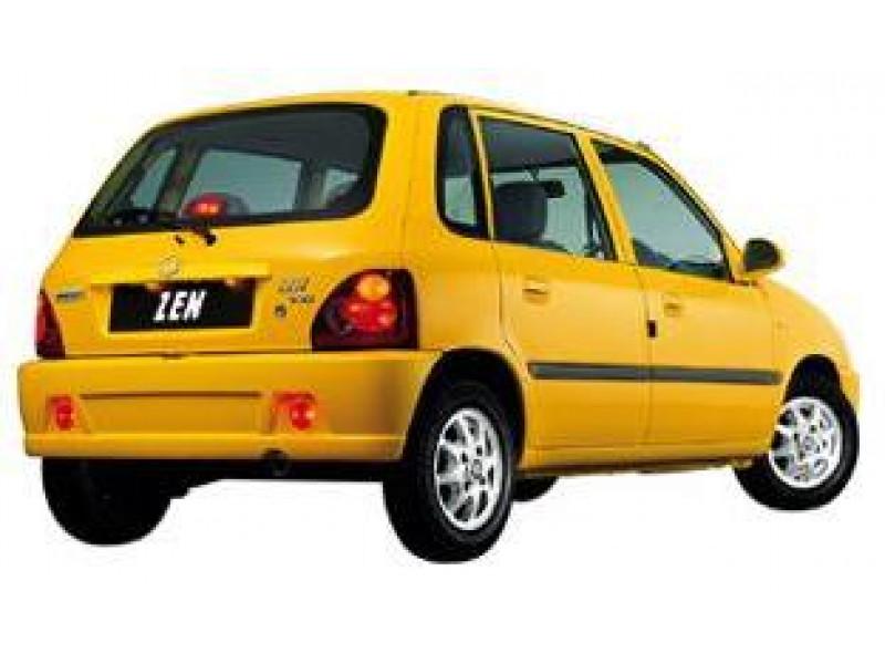 Pin suzuki zen vxi car on pinterest for Maruti 800 decoration