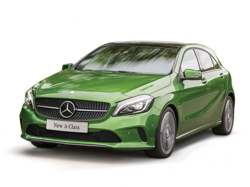 mercedes benz a class a 200 cdi sport price specifications review cartrade. Black Bedroom Furniture Sets. Home Design Ideas